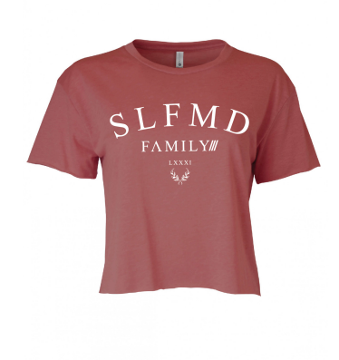 Women's SLFMD Crop Top