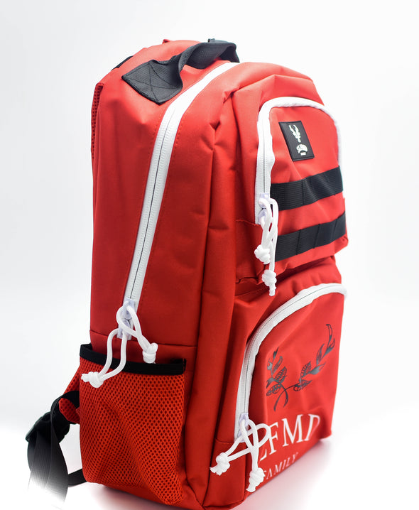 SLFMD Backpack - Red