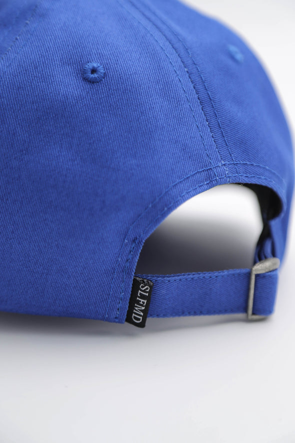 SLFMD Dad Hat - Simple Blue