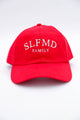 SLFMD Dad Hat - Red