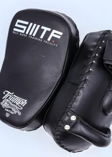 SLFMD Curved Muay Thai Pads
