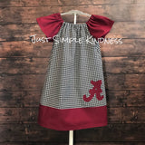 Roll Tide Dress