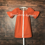 Pumpkin Spice Dress