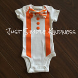 University of Tennessee Bow tie Shirt