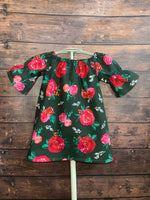 Ready to ship - Hunter Rose - 2T