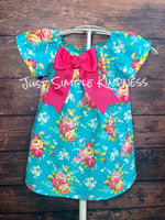 12/18 Ready to Ship - Rosie Posie Dress