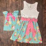 Mommy & Me Dresses - Rosie Posie