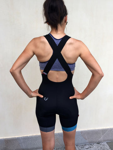 2016 Jensie Bib Short by Velocio - Womens