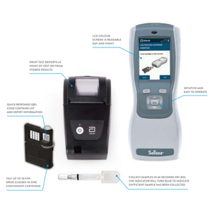 Saliva Drug Test Machine - Sotoxa