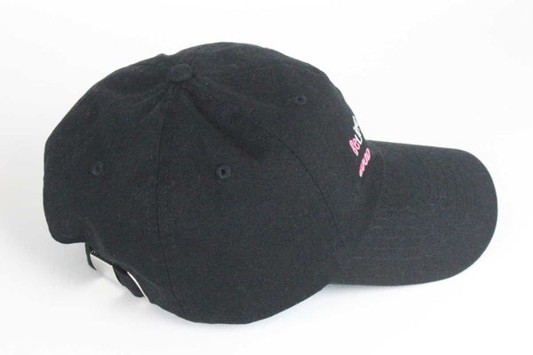 Believe Dad Hat- Black