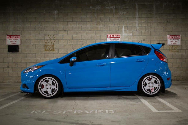 Video: Mk7 Fiesta ST on The Smoking Tire