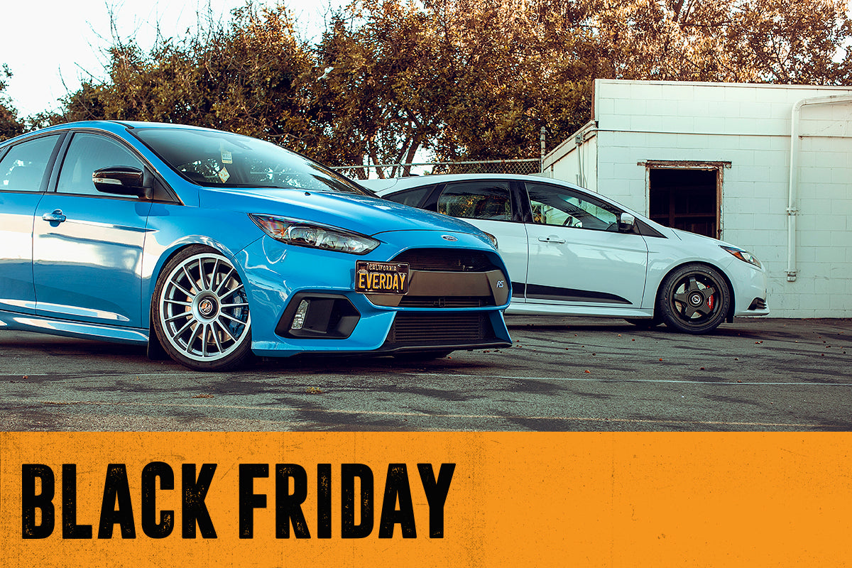 Fifteen52 Wheel Sale Black Friday 2019