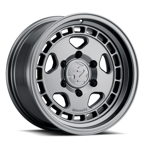 The 16x8 Turbomac HD [classic] features a classic stepped lip making the wheel design fitting for many modern and vintage off-road vehicles.