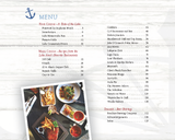 Lake Minnetonka Eats Cookbook Table of Contents