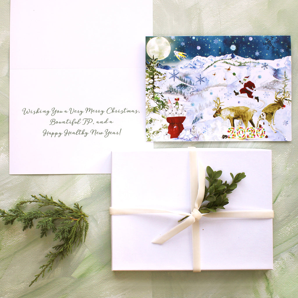 Holiday Boxed Card Set - 2020 In Review