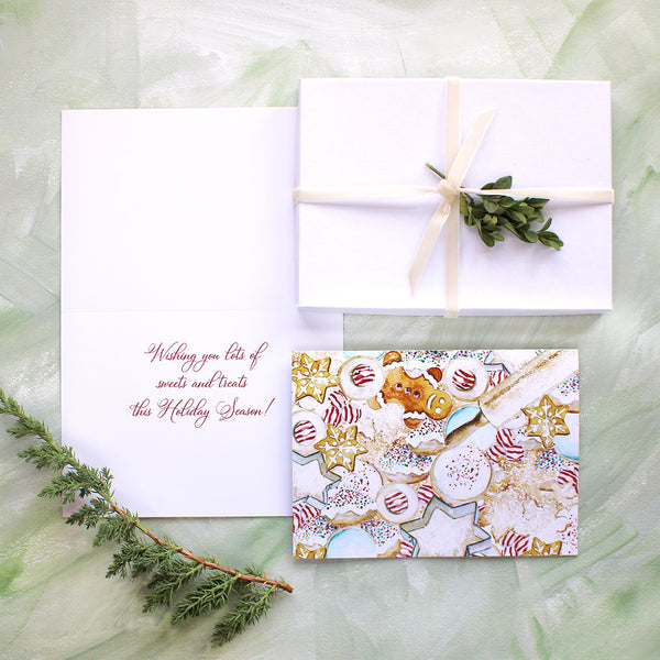 Holiday Boxed Card Set - Sweet Traditions