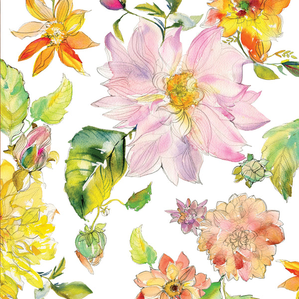 Everybody Loves Dahlia - Fine Art Print
