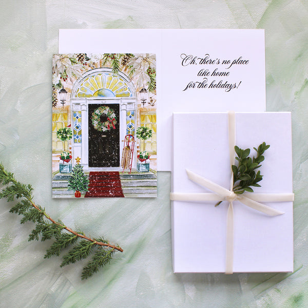 Holiday Boxed Card Set - Home for the Holidays