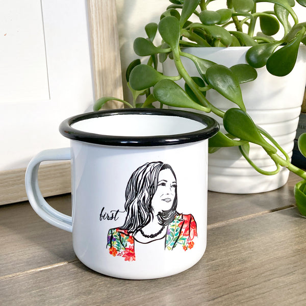 Pillars Collection - Vice President Elect Kamala Harris Coffee Mug