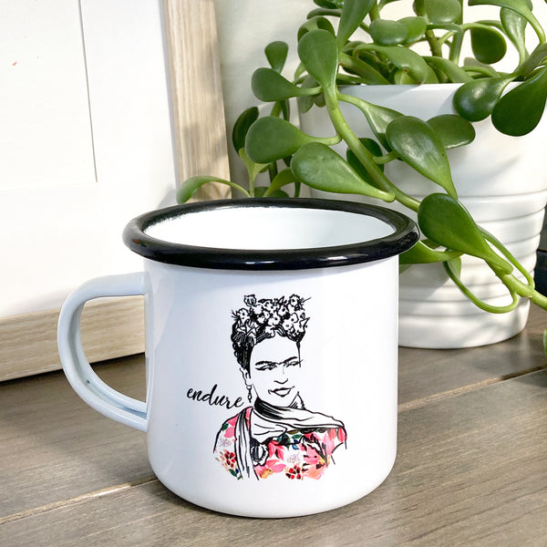 Pillars Collection - Frida Kahlo Coffee Mug