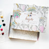 Kristy's Cutting Garden & Watercolor Notecard Bundle
