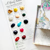Watercolor Notecard Set - Favorites From Kristy's Books