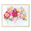 I Just Called to Say Peony - Watercolor Fragments Art Print