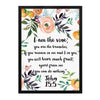 John 15:5 - Faithful Art Print