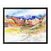 Let Your Zion Wander III - Landscape Art Print