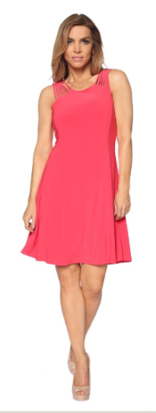 Fabulous & Versatile Multi-Strap Dress