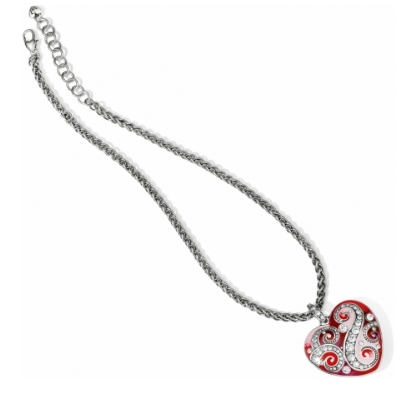 Brighton Bella Love Heart Necklace