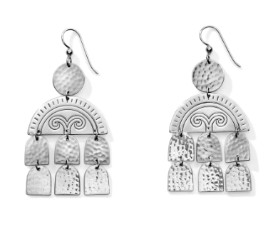 Brighton Marrakesh Soleil Large French Wire Earrings