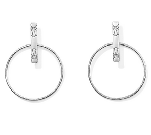 Brighton Marrakesh Soleil Post Hoop Earrings
