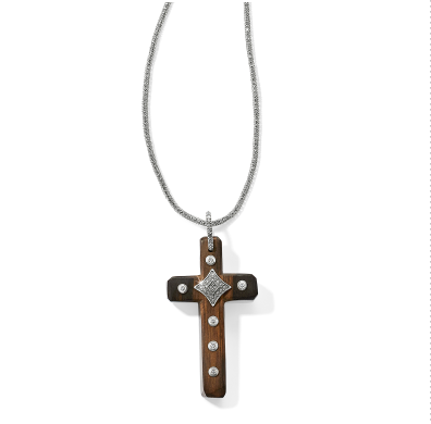 Brighton Byzantine Cross Necklace