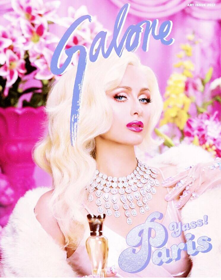 Galore- Paris Hilton