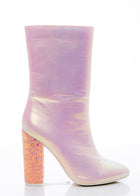 Pink Fairy Mini Boot