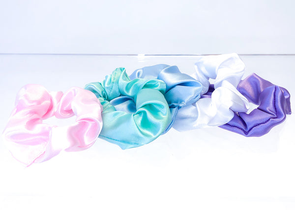 All Colors of Scrunchies