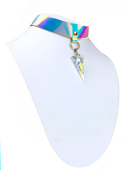 Iridescent Kawaii Choker
