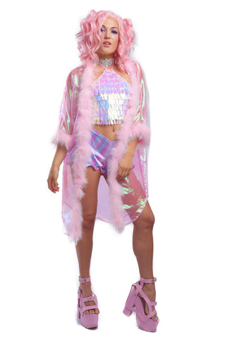 Barbie Latex O-Onesie