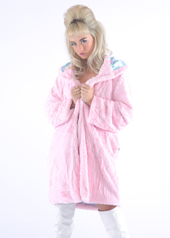 Pink Princess Pop Coat