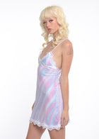 Lacy n Dainty Pastel Holo Dress