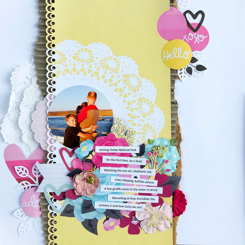 SENZ KITS 2017 - Love and Adore - Simple Stories