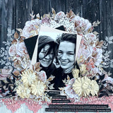 TMD single page scrapbook kit