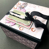 Make it yourself mini album in a box craft kit