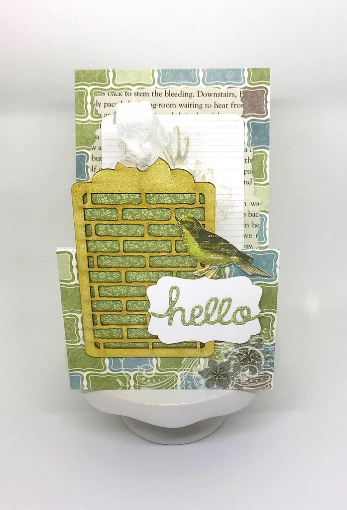 Fabulous folds in your card making