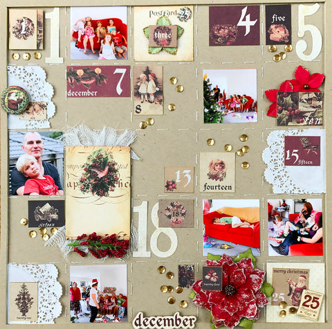 SENZ 2017 KITS - Christmas - Prima