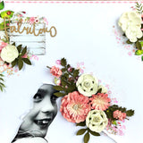 Create at home with a TMD scrapbook kit
