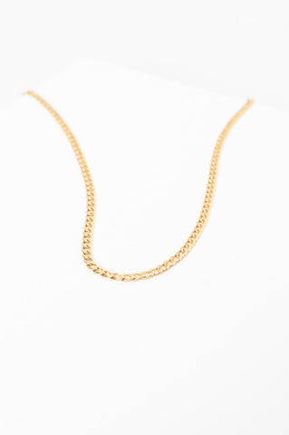 Izi Necklace - Gold Plated