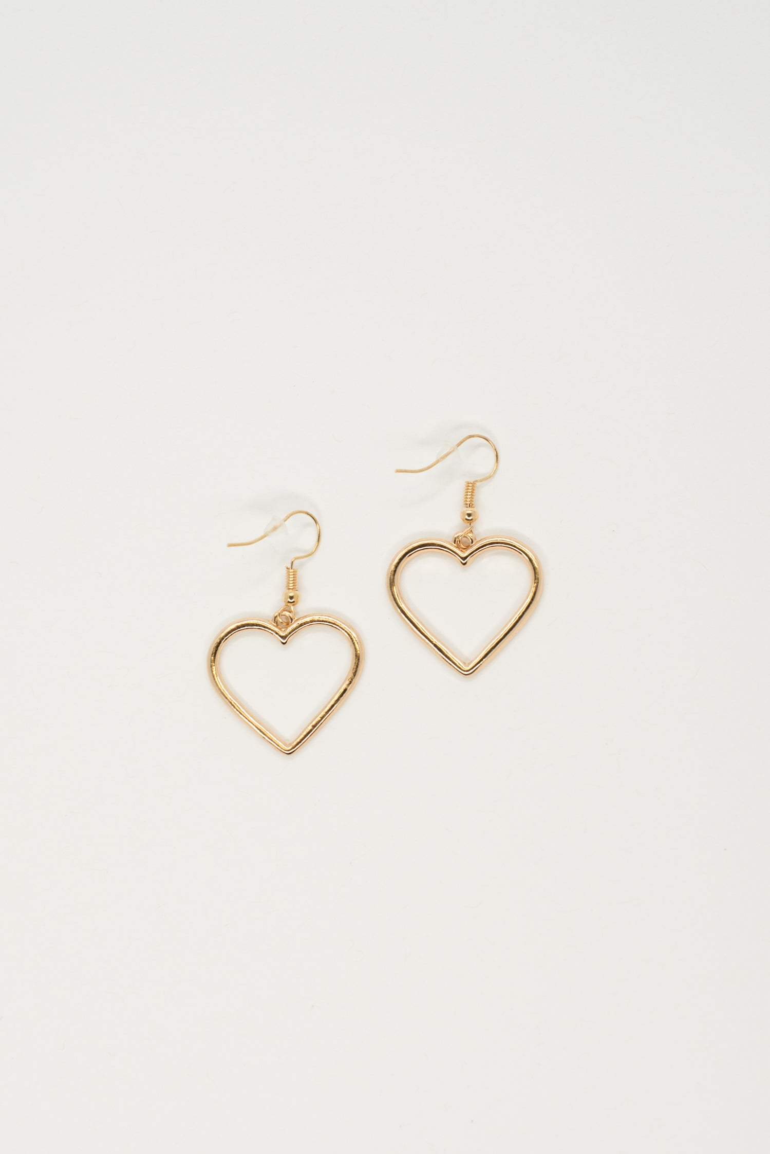 Mini Heart Earrings - Style Addict