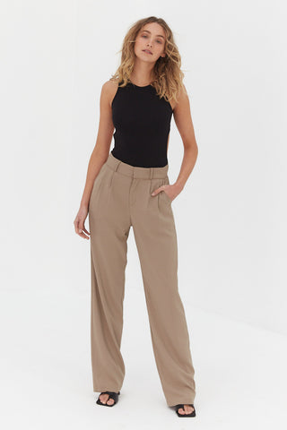 Sojo Sweat Pants - Tan